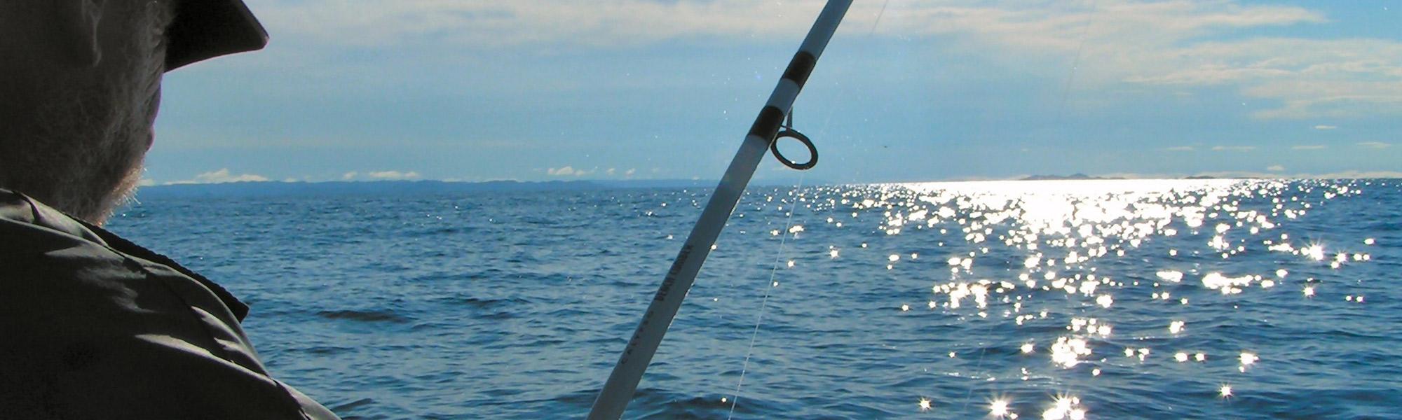 Myrtle Beach Fishing Boat